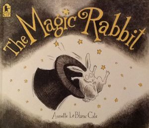 The Magic Rabbit cover