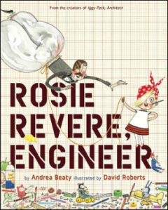 Rosie Revere Engineer Cover