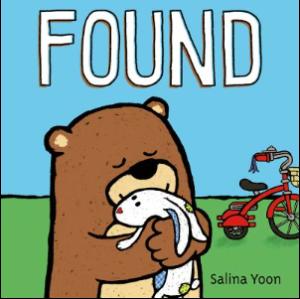 Found by Salina Yoon