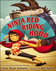 Ninja Red Riding Hood Cover