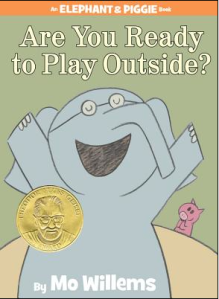 Cover- Are you Ready to Play Outside?