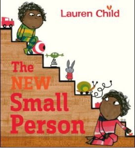 The New Small Person cover