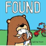 Bear finds Floppy Bunny, and goes looking for his owner even though he secretly wants to keep him for himself.