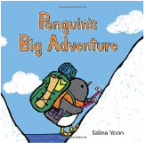 Penguin wants to do something he's never done - be the first penguin on the North Pole.