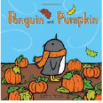 Penguin brings fall back to the South Pole so his little brother Pumpkin can experience it.